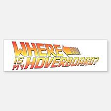 Hoverboard T-Shirt Bumper Bumper Sticker