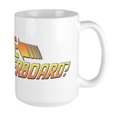 Where is my hoverboard Mug
