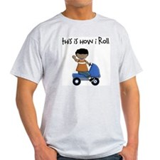 this how I roll ethnic T-Shirt