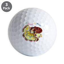 Cinco_de_Mayo Golf Ball