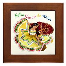 Cinco_de_Mayo Framed Tile