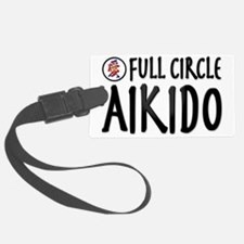 full circle aikido 1 Luggage Tag