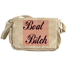BOAT BITCH PILLOW 2 Messenger Bag