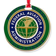 FAA Ornament