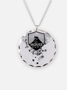 mousehunt_print Necklace