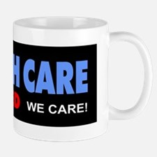 HCR we care Mug