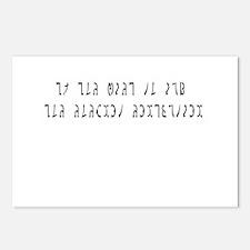 Ask Enochian Postcards (Package of 8)