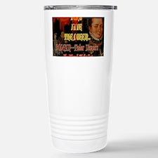 boleyn t shirt SHIRT Stainless Steel Travel Mug