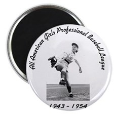 AAGPBL-Authentic Magnet