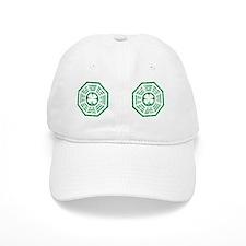 Green Dharma Mug Baseball Cap