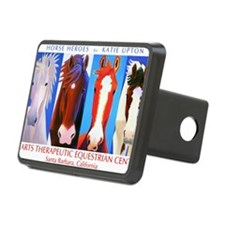 HeroesTShirt Hitch Cover