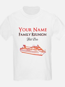 FAMILY REUNION CRUISE T-Shirt