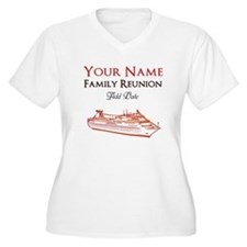 FAMILY REUNION CRUISE T-Shirt