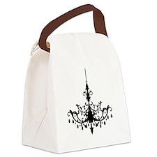 chandbig Canvas Lunch Bag