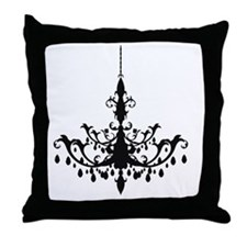 chandbig Throw Pillow