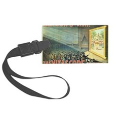 movie poster edison Luggage Tag
