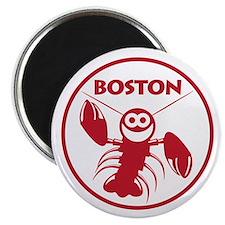 Boston Kids Lobster Magnet
