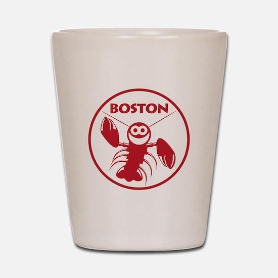 Boston Kids Lobster Shot Glass