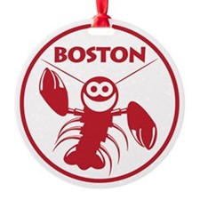 Boston Kids Lobster Ornament