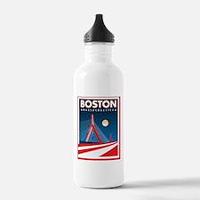 Boston Zakim Bridge Water Bottle