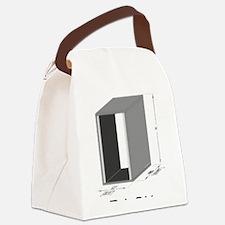 NiceRack Canvas Lunch Bag