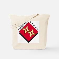 Throwing Stars Tote Bag
