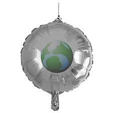 english wrd forever white text Balloon
