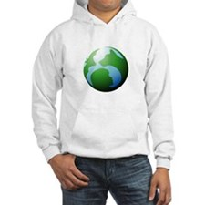 english wrd forever white text Hoodie