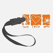 PeaceLoveAutumn Luggage Tag