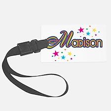 madison stars Luggage Tag