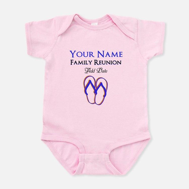 FUN FAMILY REUNION Infant Bodysuit