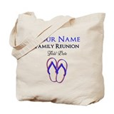 Family reunion Canvas Totes