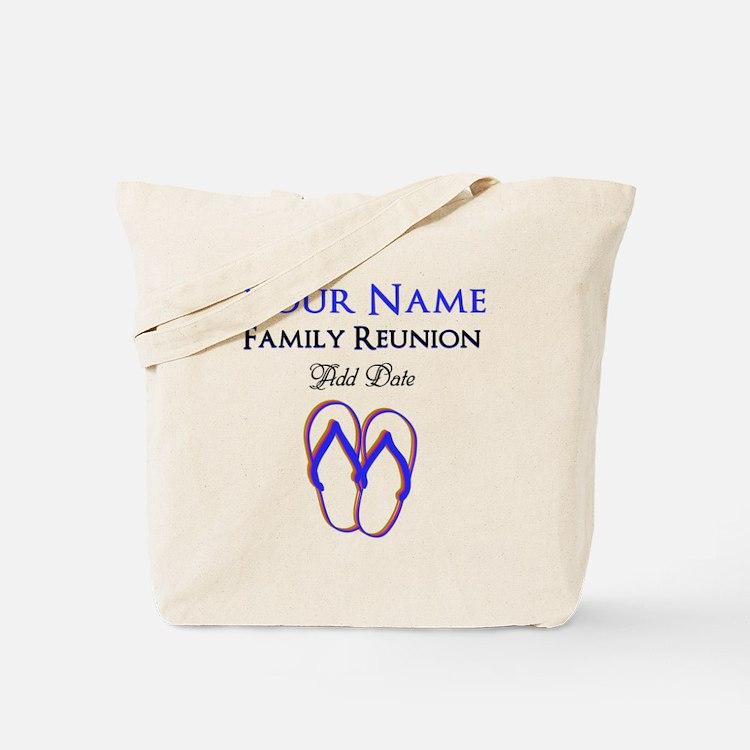 FUN FAMILY REUNION Tote Bag
