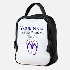 FUN FAMILY REUNION Neoprene Lunch Bag
