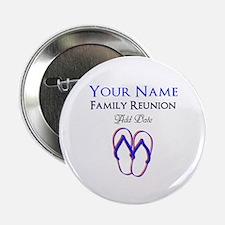"""FUN FAMILY REUNION 2.25"""" Button"""