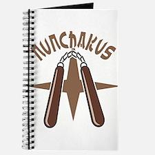 Nunchakus Journal