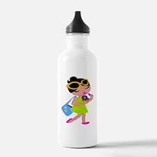 doll 3 tee Water Bottle