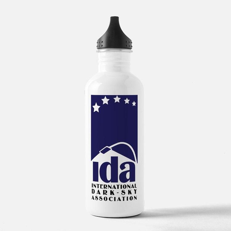 IDA-logo Water Bottle