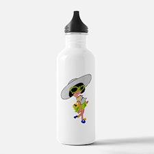 doll 2 tee Water Bottle