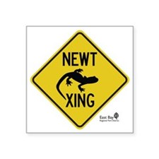 "newt-xing Square Sticker 3"" x 3"""