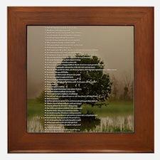 Brett16x20Vert_Tree2 Framed Tile