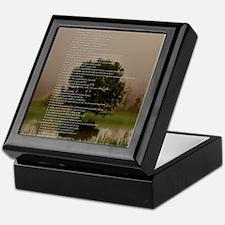 Brett16x20Vert_Tree2 Keepsake Box