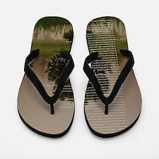 Brett16x20Vert_Tree2 Flip Flops