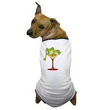 MargaretteFrogWantsSALT_darks Dog T-Shirt