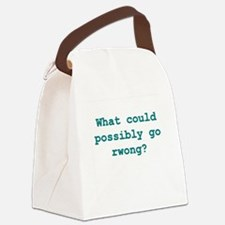 t shirt 4 Canvas Lunch Bag
