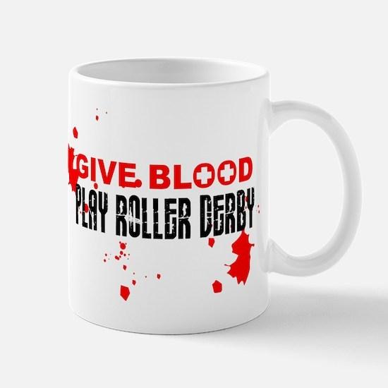 give blood Mug