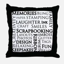 Heaven Is Throw Pillow