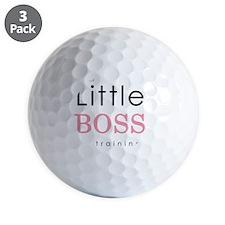 LittleBoss Golf Ball