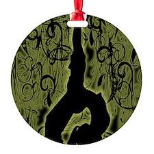 9X12YOGA1112 Ornament