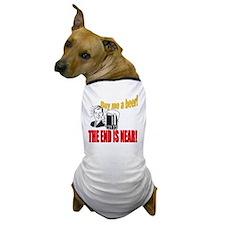 ART Bachelor party Dog T-Shirt